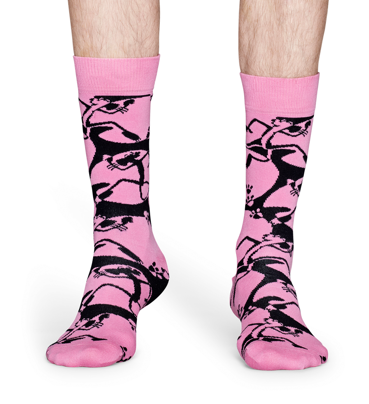 Pink Panther Pink-A-Boo Sock