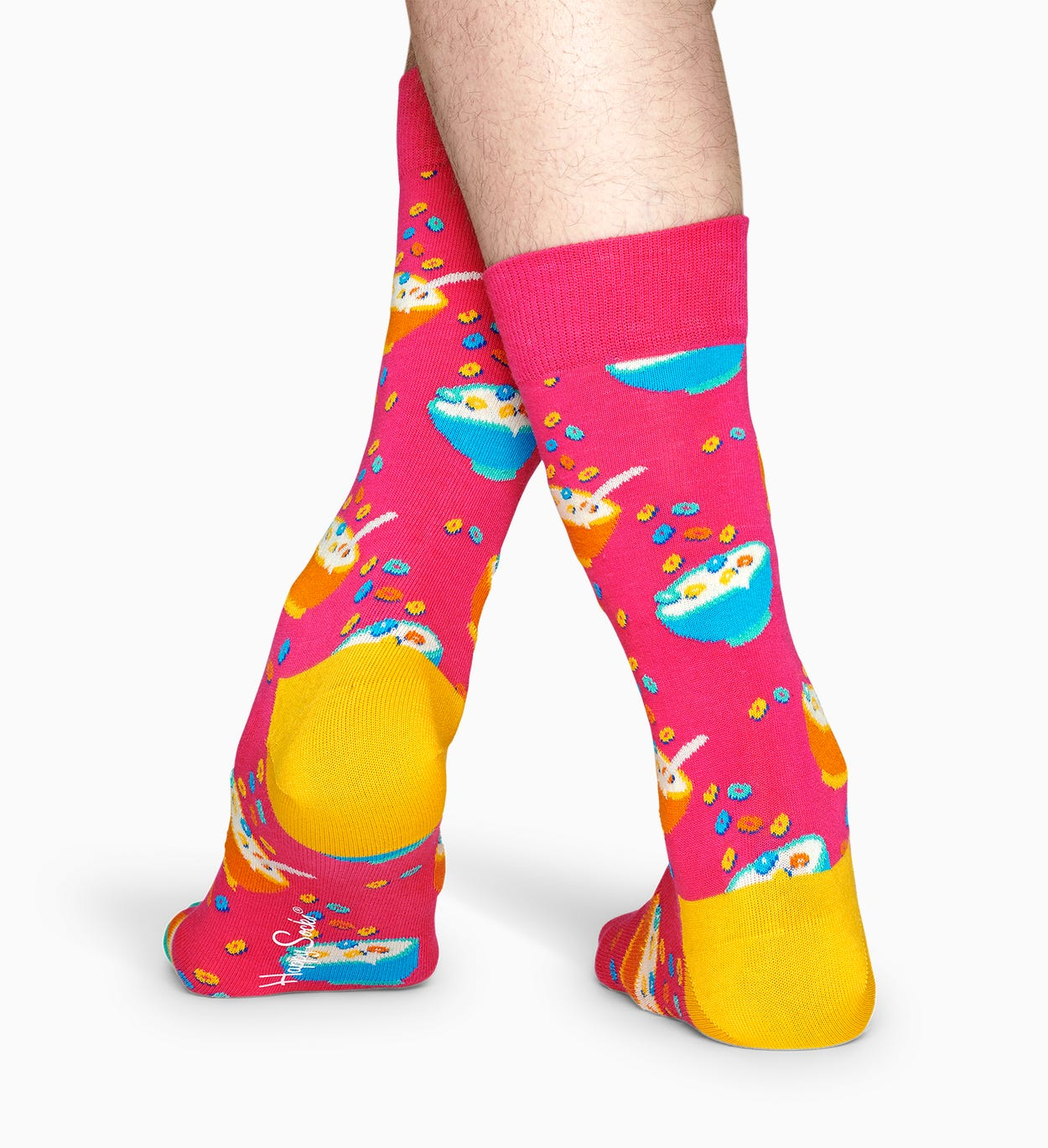 The breakfast sock of champions! These fun Fruit Loops socks in vibrant bubblegum pink are packed full of energy. The perfect start to your day, this su…