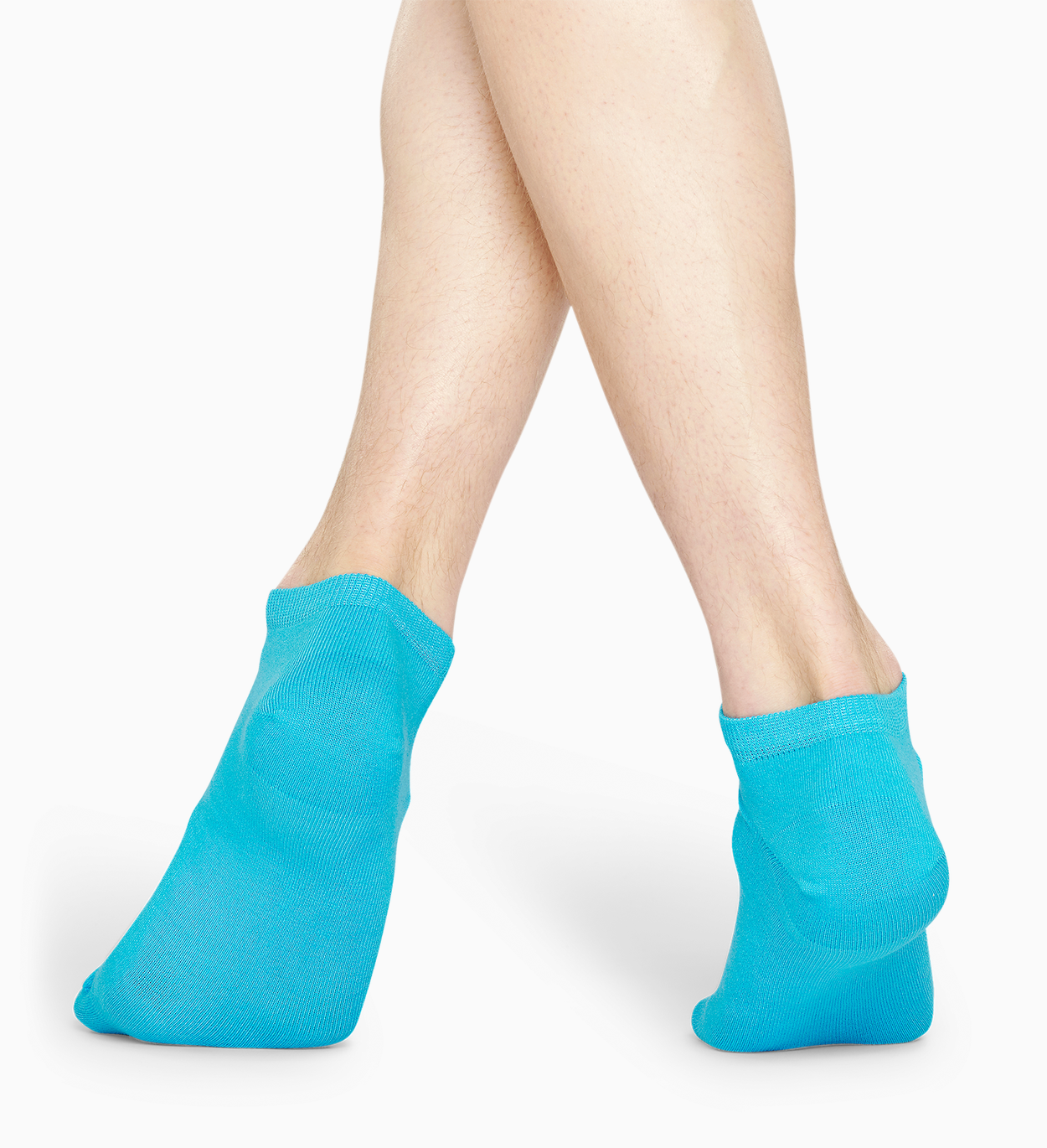 Calzini 2 paia Blu Navy: modello Smile Heart | Happy Socks