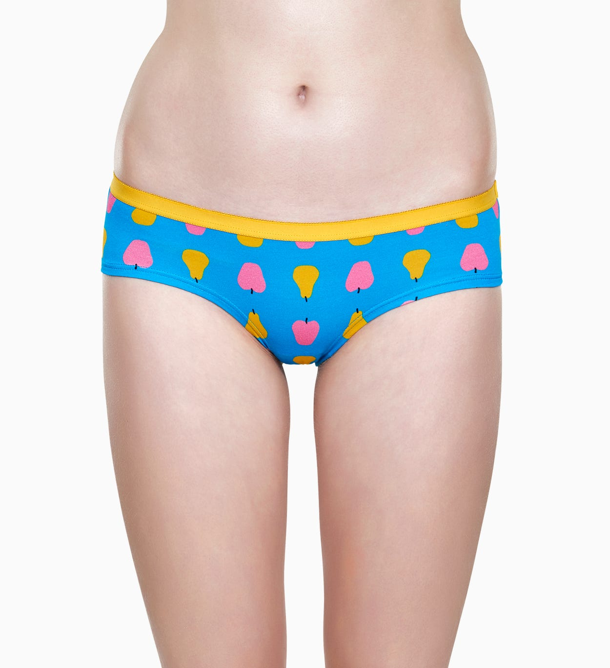 Mutande donna slip Blu: modello Fruit | Happy Socks