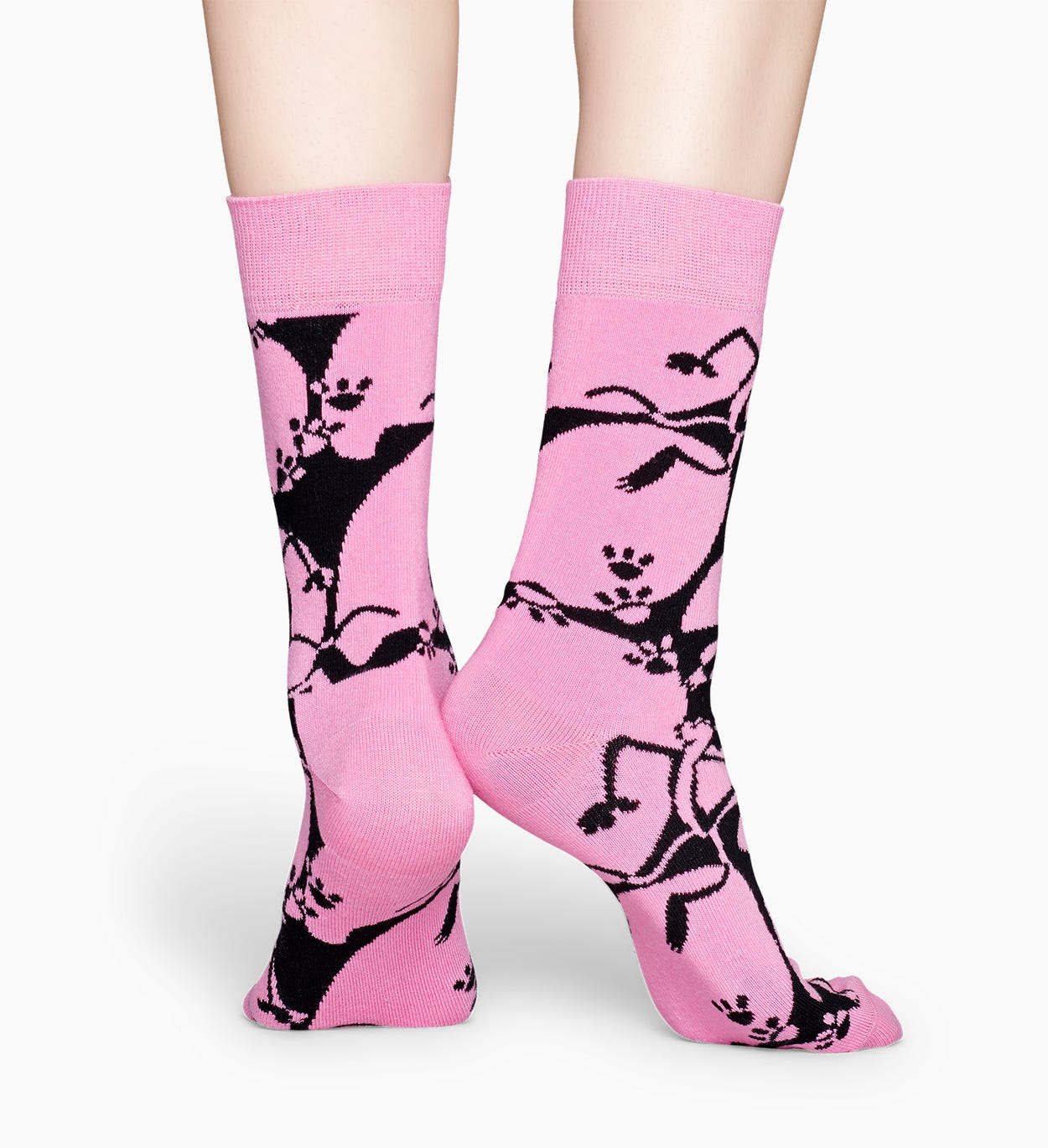 Happy Socks x Pink Panther: Pink-A-Boo Socken
