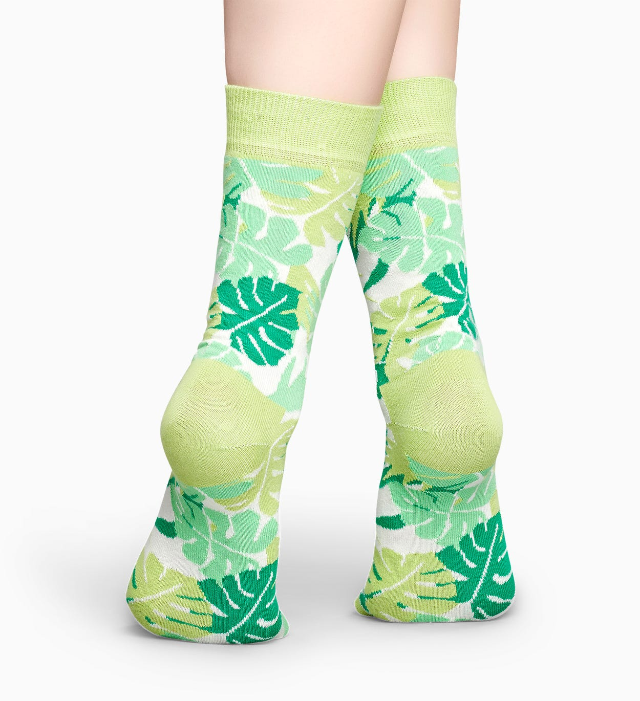 Grüne Blätter Socken: Leaves | Happy Socks