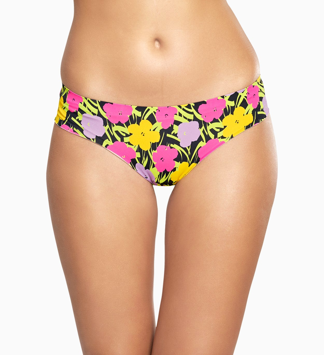 Happy Socks x Andy Warhol: Flower Cheeky - Intimo Donna