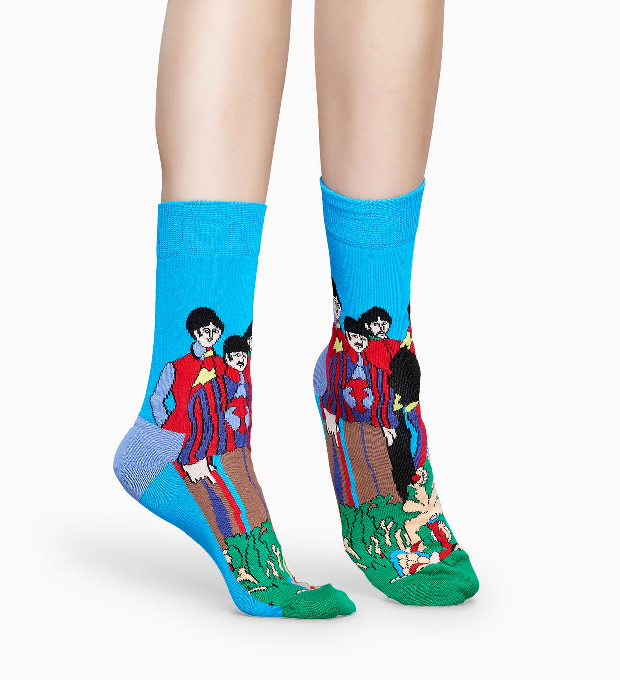 The Beatles Socken: Pepperland Design| Happy Socks