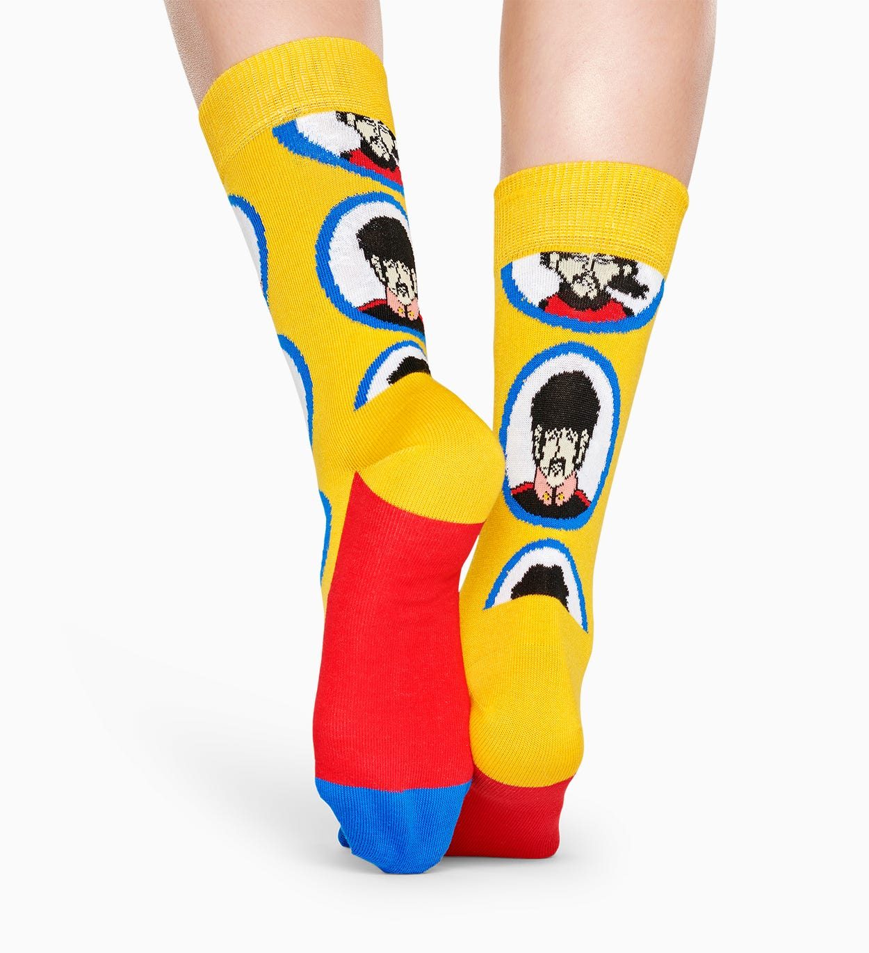 The Beatles 독점 양말: Yellow Submarine | Happy Socks