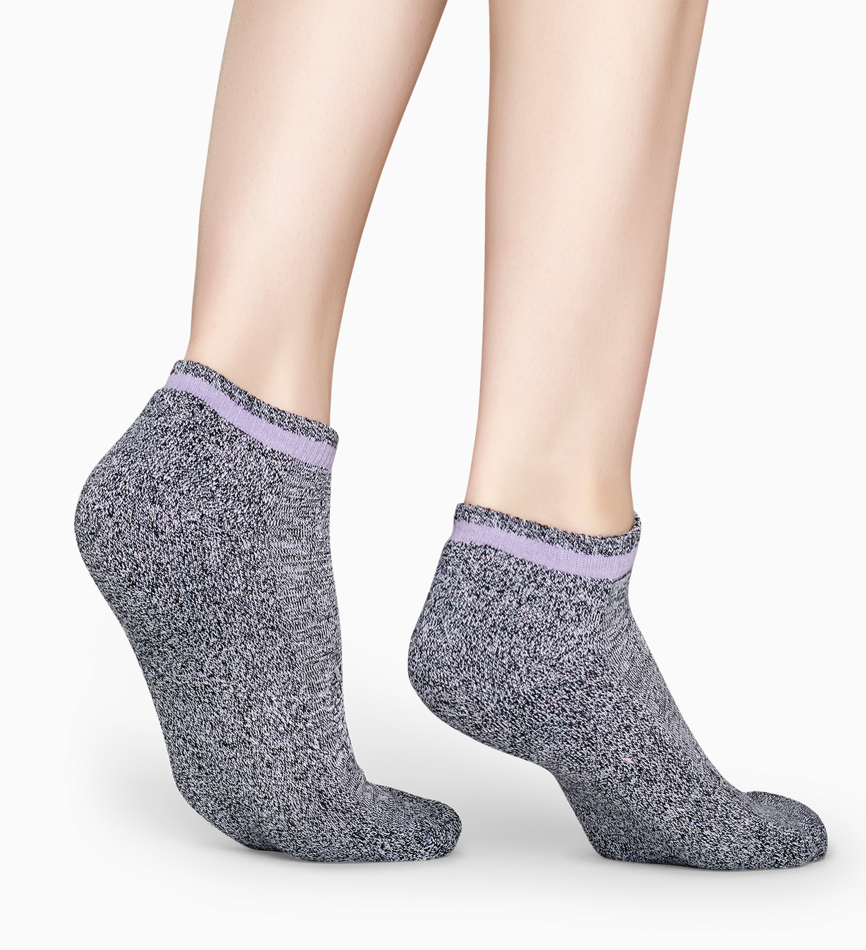 Violetit Urheilusukat 2kpl: Alien - ATHLETIC | Happy Socks