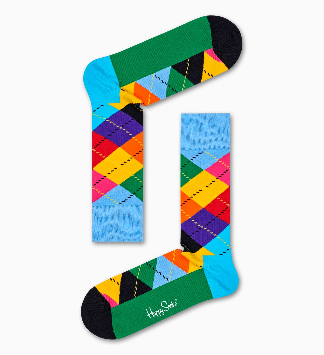 Caja Regalo 7-Day, Azul | Happy Socks