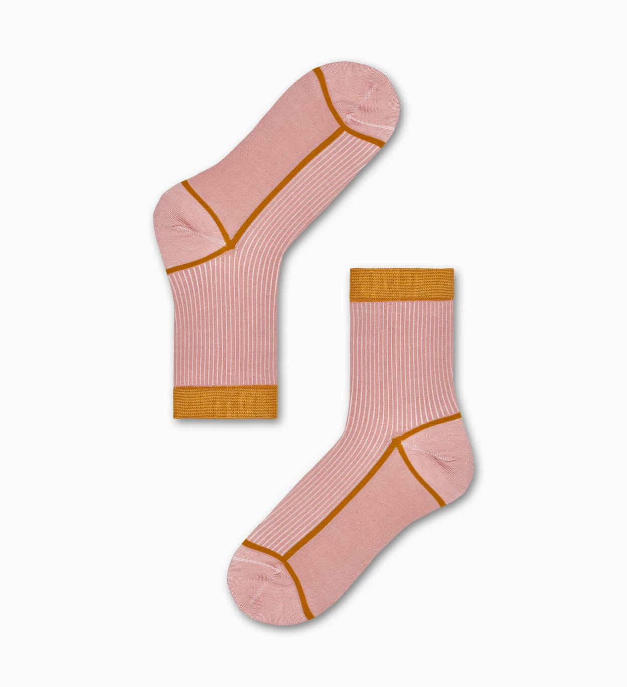 Lily Ankle Socks, Pink - Hysteria | Happy Socks