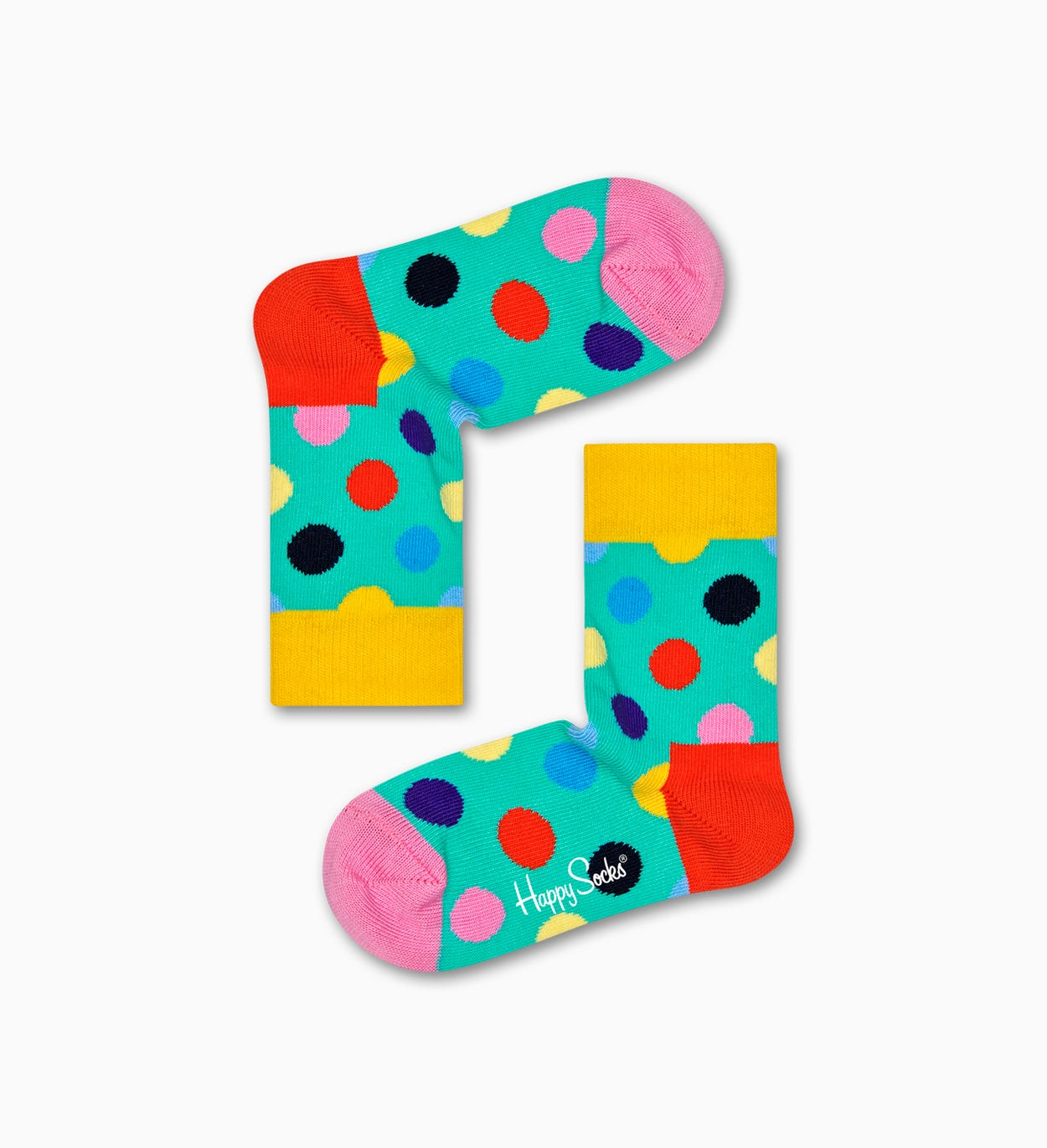 Kids Big Dot Sock