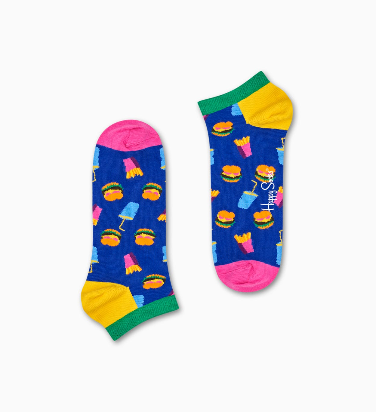 Hamburger Low Sock