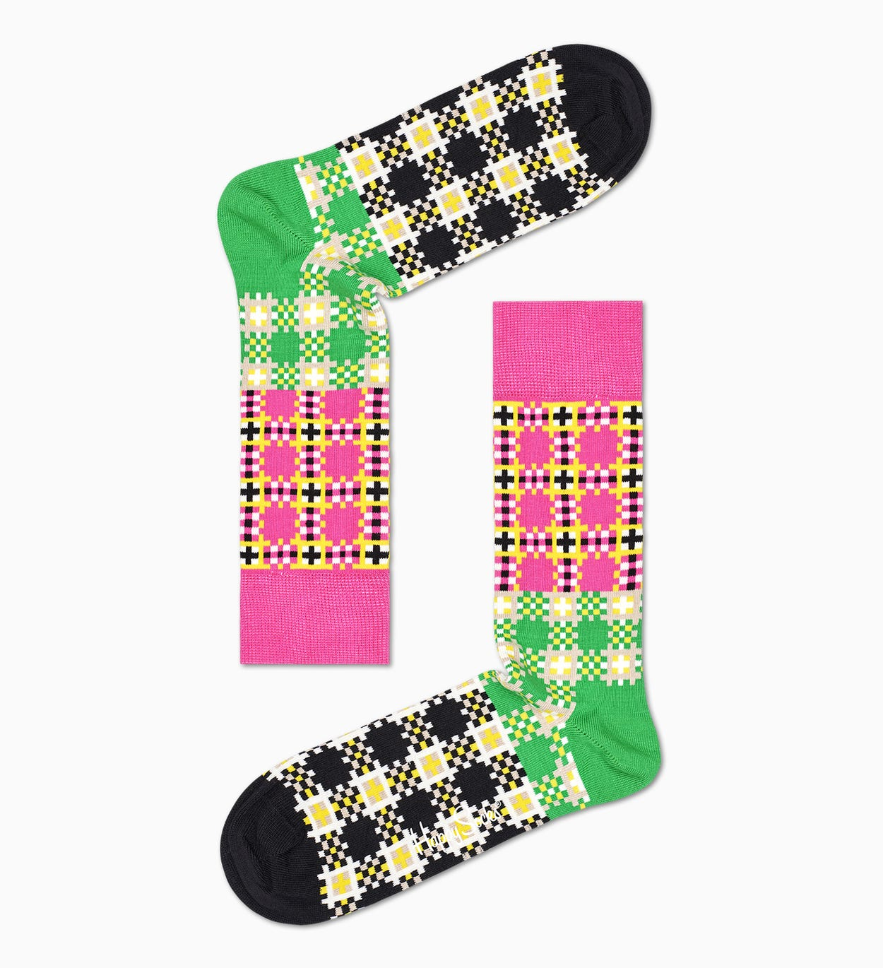 Abstract Gift Box 3pc | Happy Socks