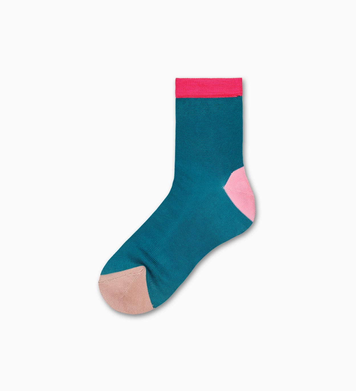 Socquettes Turquoise: Grace | Hysteria by Happy Socks