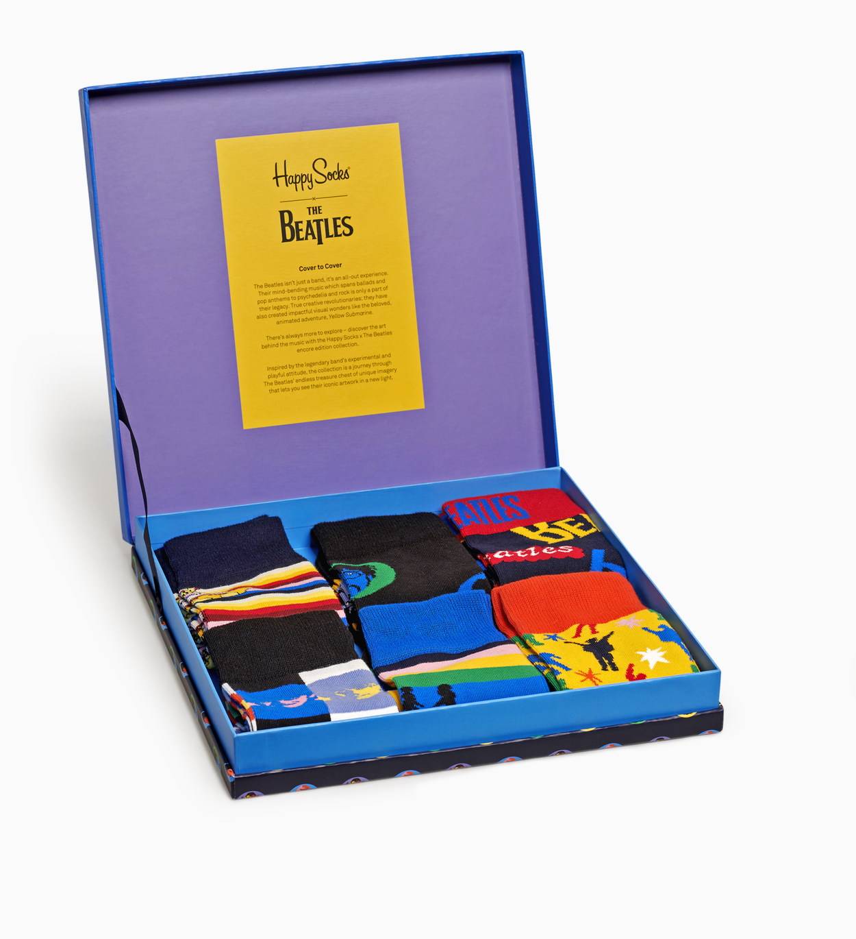Celebrate 50 years of love with the exclusive Beatles Collectors Box. The perfect gift for fans - old and new - this special edition selection includes …