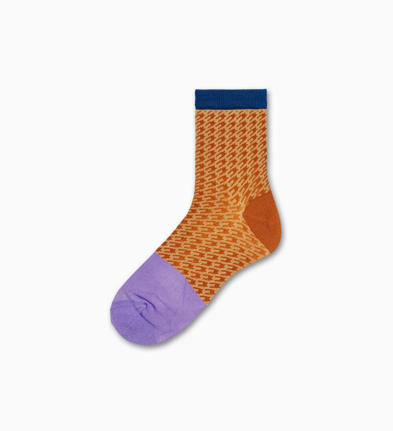 Orange ankle socks: Jill | Hysteria by Happy Socks