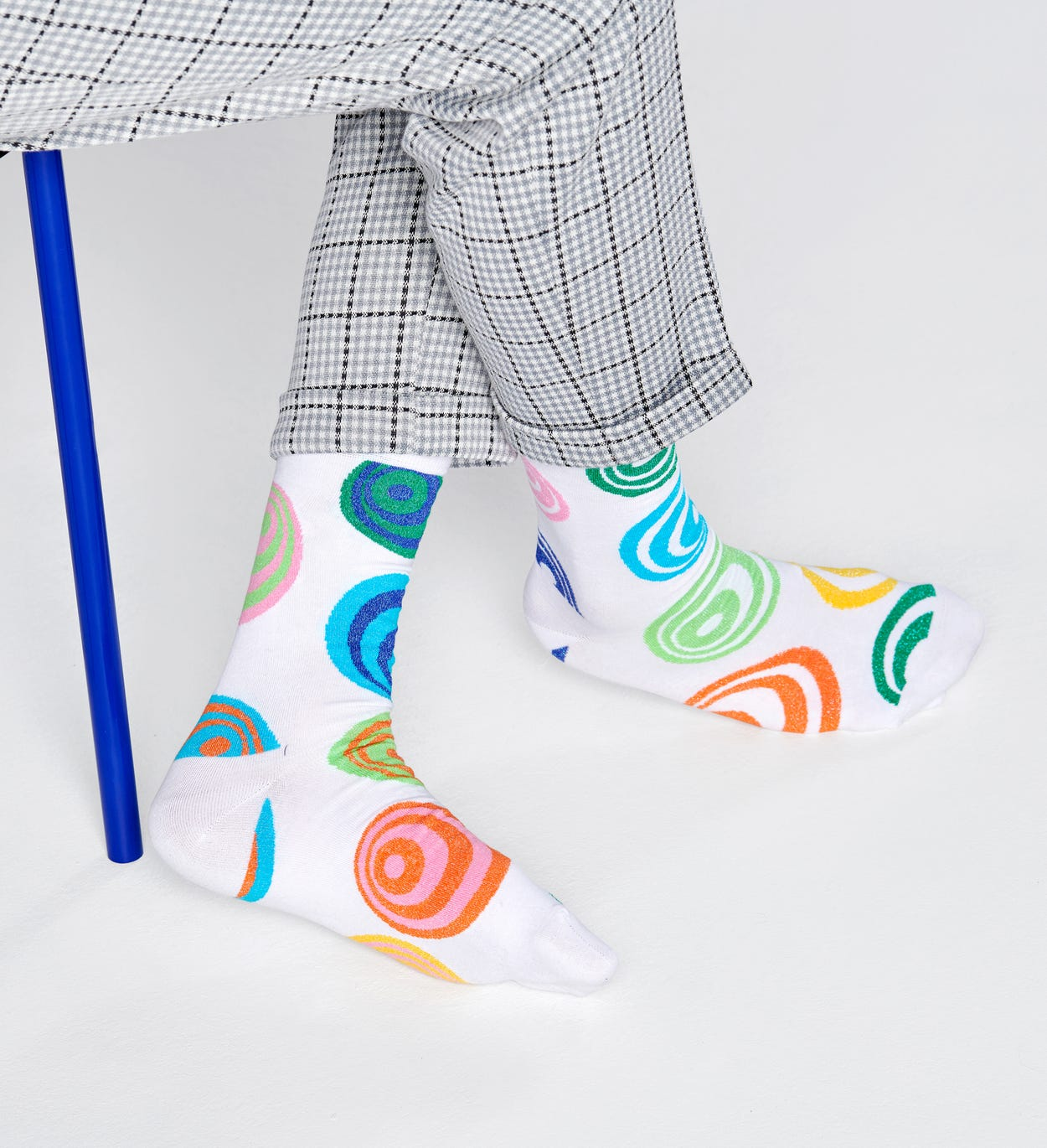 Hypnosis Socks, White | Happy Socks