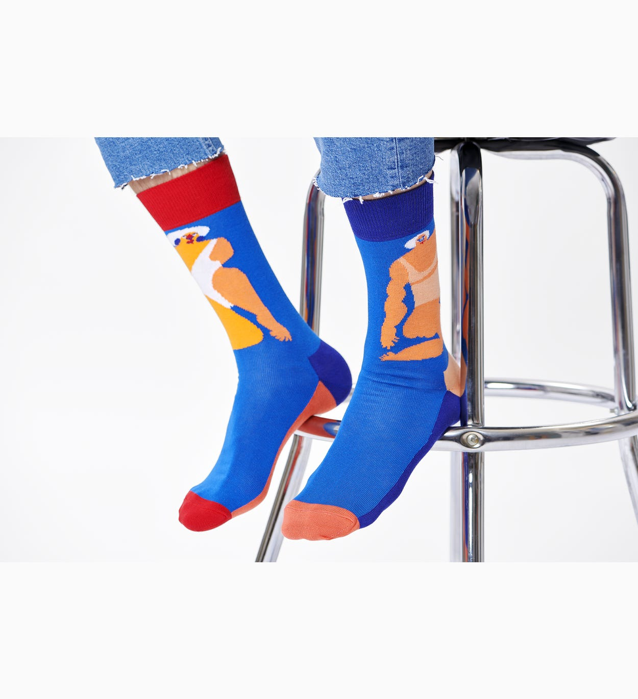 My Authentic Self Sokken | Happy Socks