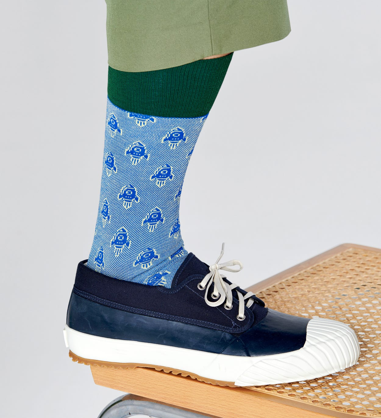 Dressed Rocket Sock