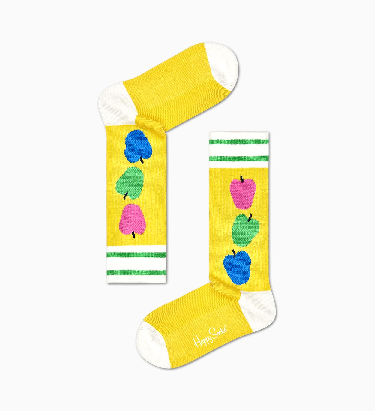 Kids Apple Rib Sock