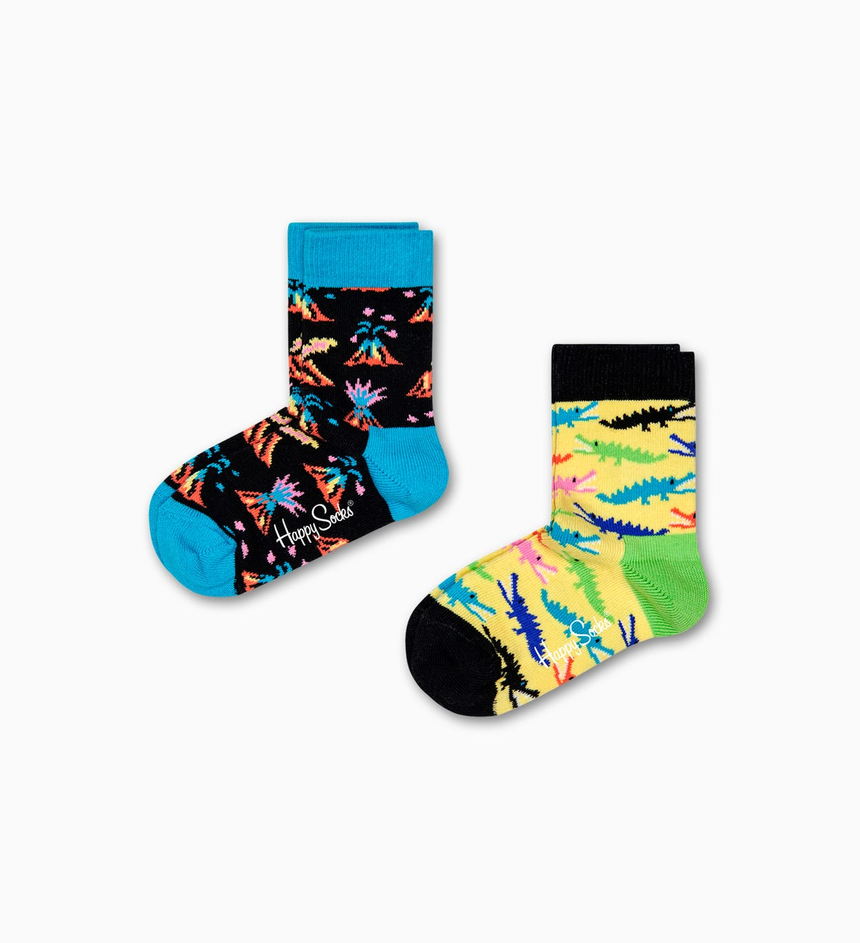 2-Pack Kids Danger Socks