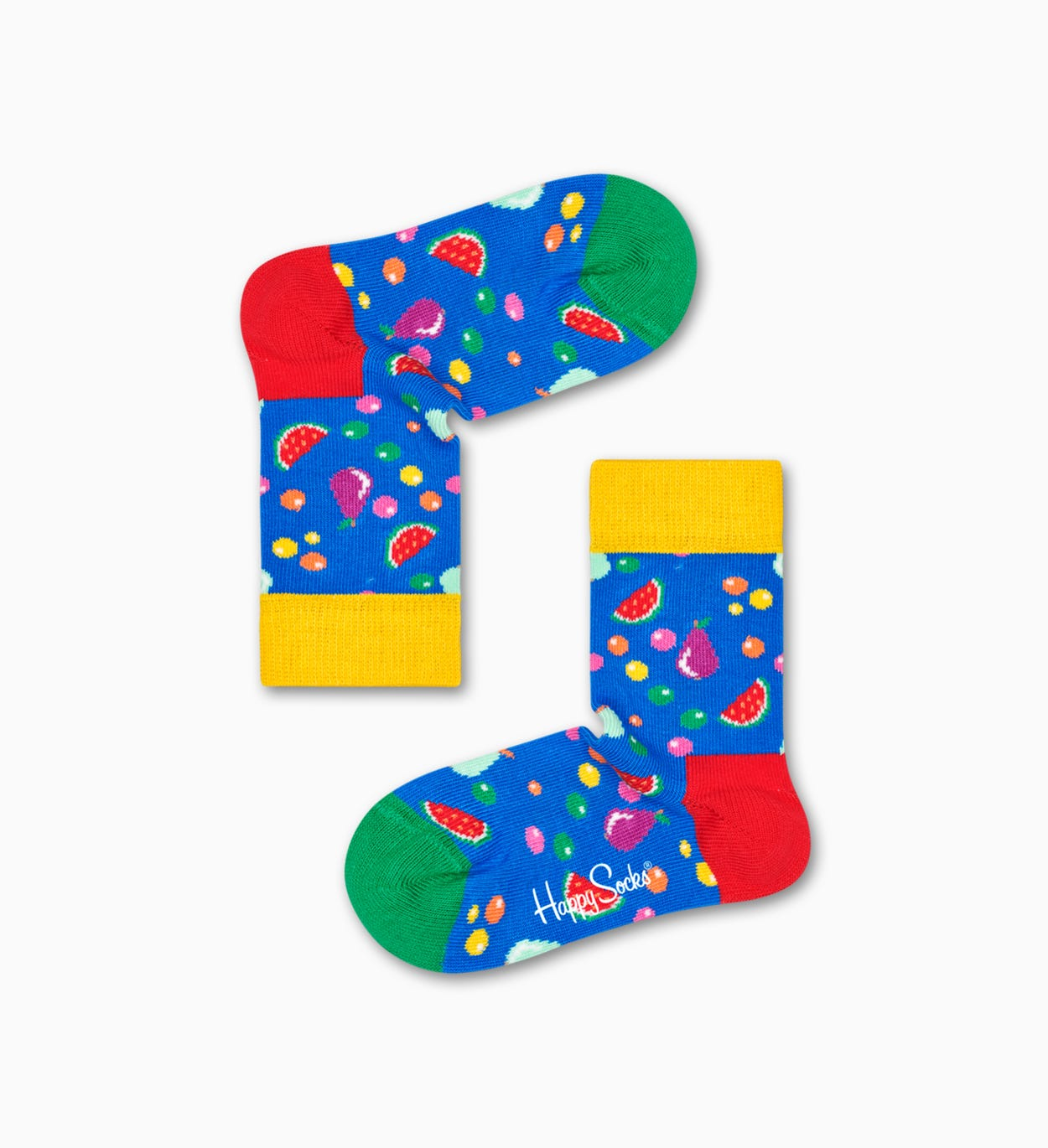 Kinder-   Babysocken: Fruchtsalat,  | Happy Socks