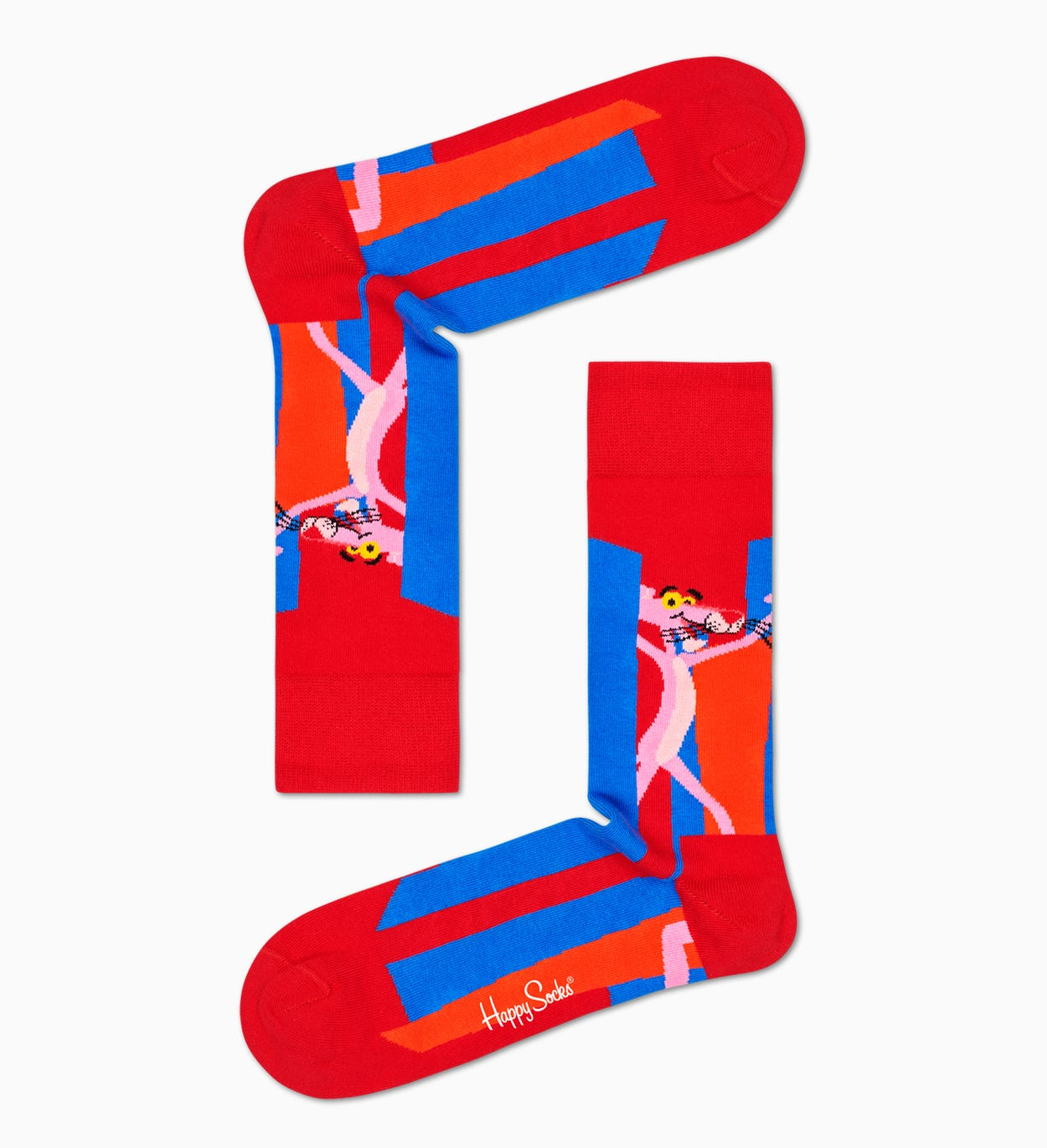 Happy Socks x Pink Panther Socks Collector Box 6pc