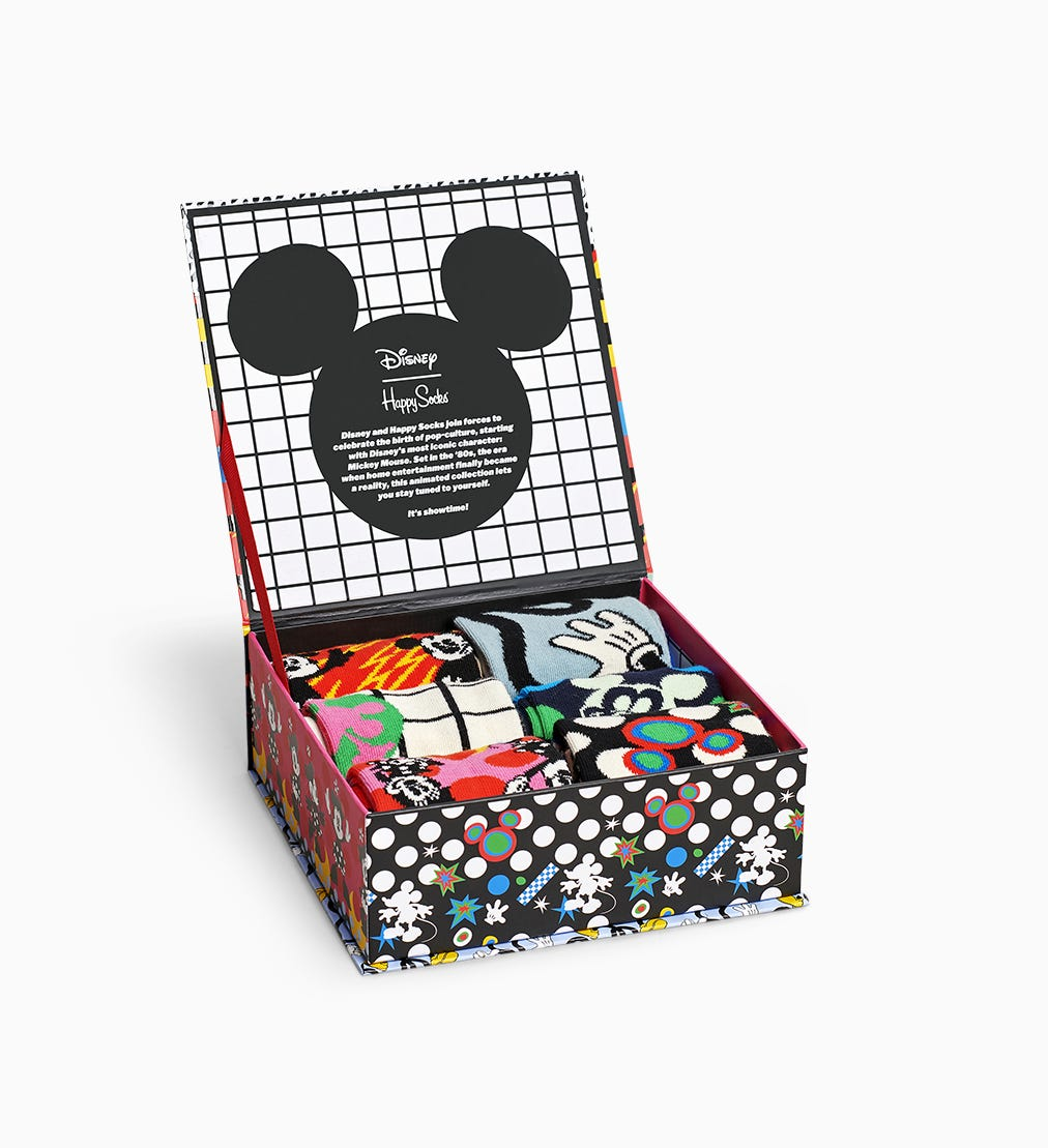 Disney Gift Box 6-Pack