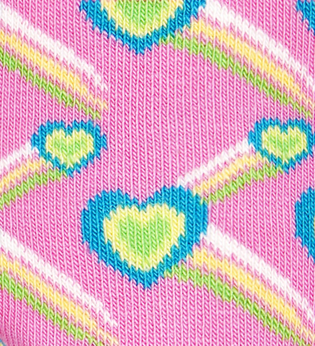Calzini Shooting Heart, Rosa - Bambini | Happy Socks
