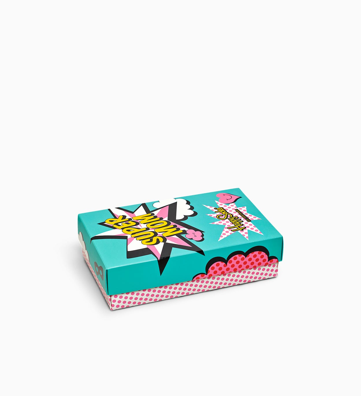 Mother's Day Gift Box, Turquoise | Happy Socks