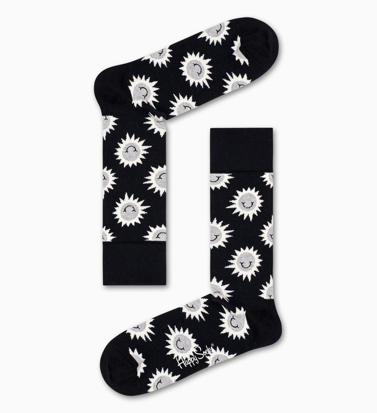 Confezione regalo Black And White, nero | Happy Socks