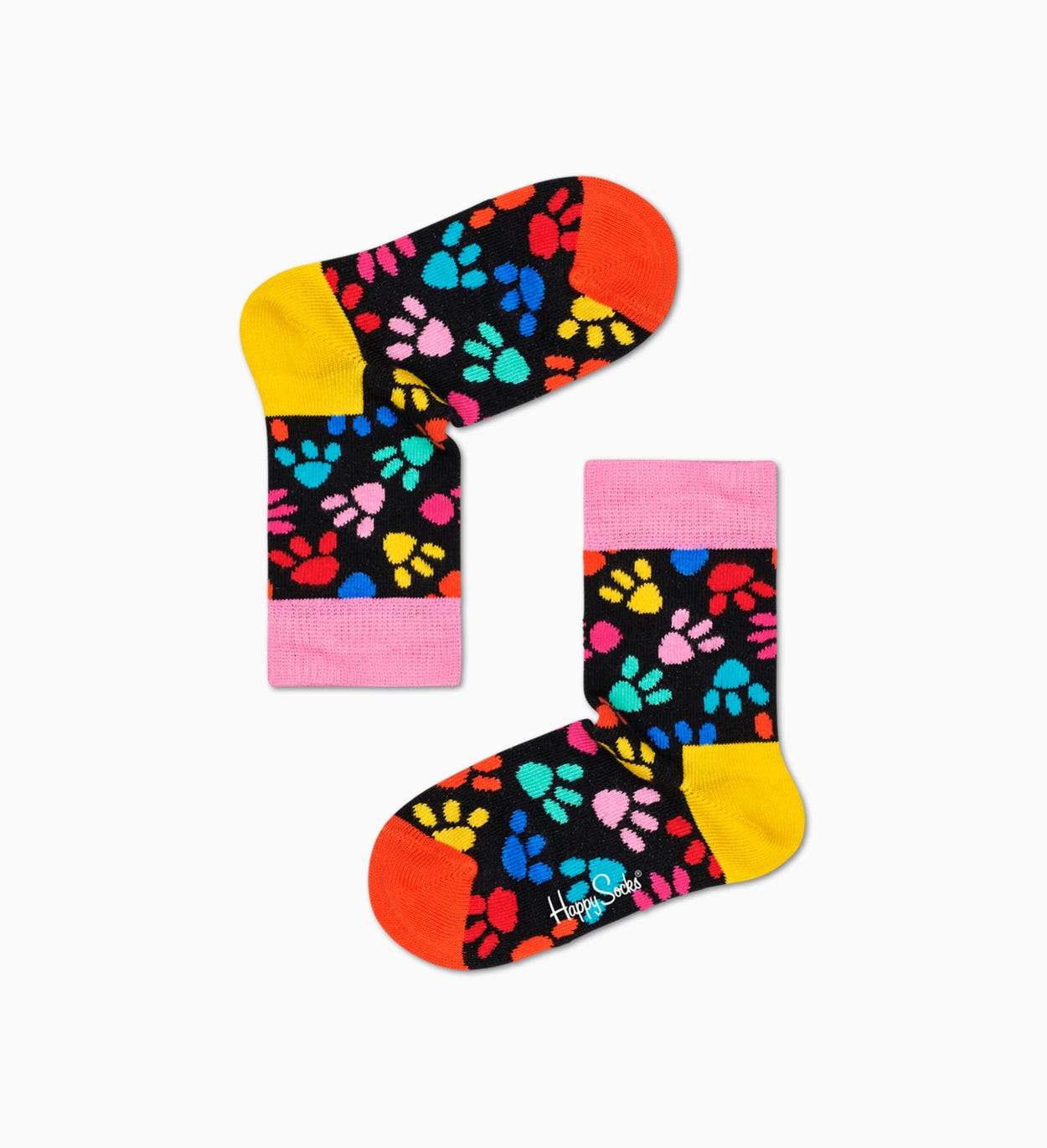 Happy Socks x Pink Panther: Pink Blueprint Kids & Baby Sock