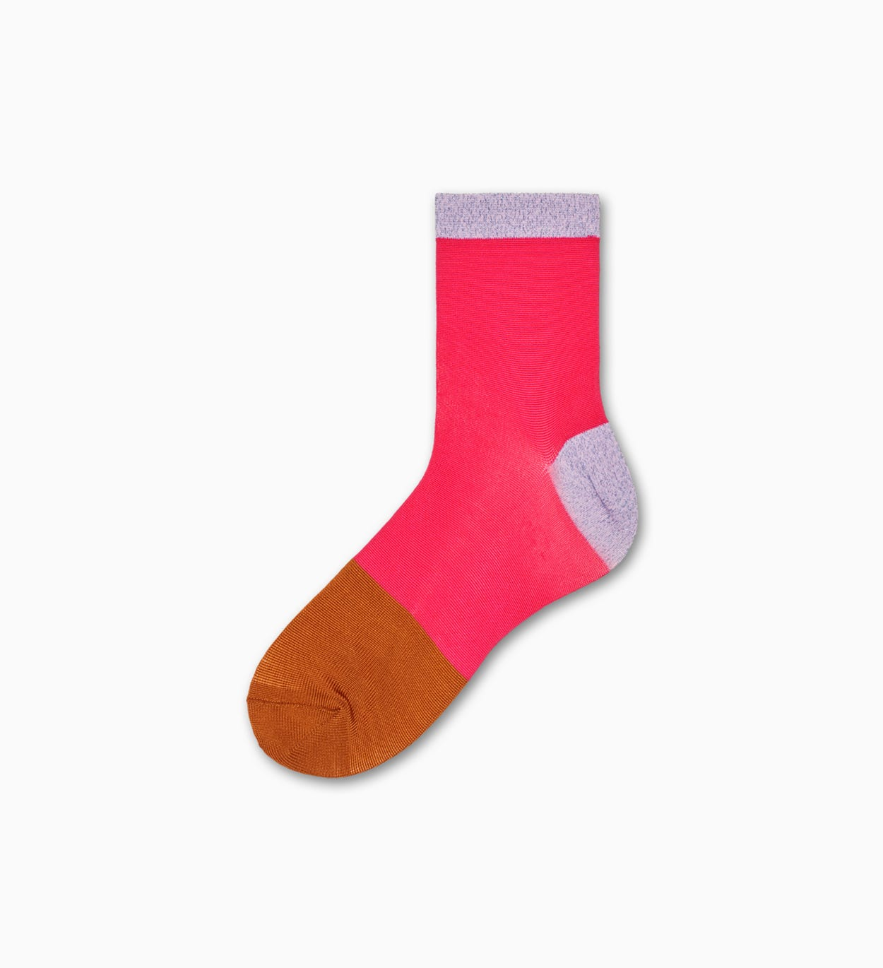 Pinke niedrige Socken: Liza | Hysteria by Happy Socks