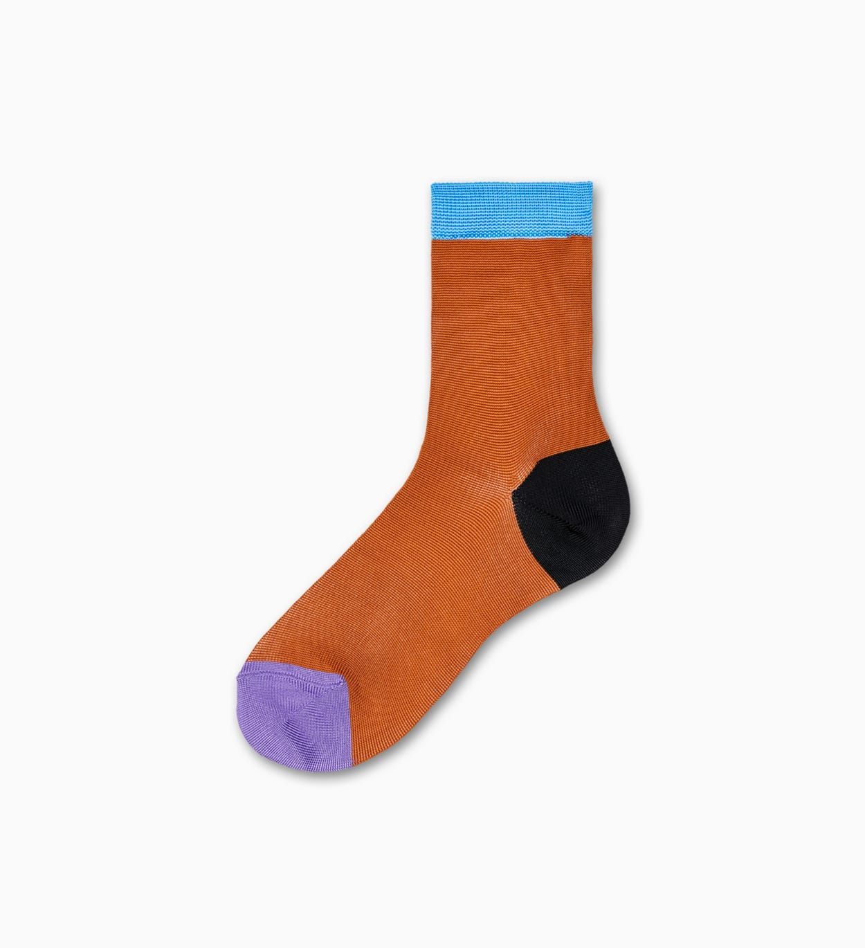 Brown Ankle Socks: Grace - Hysteria | Happy Socks