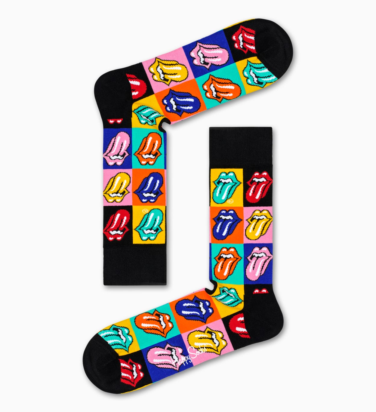 Happy Socks x The Rolling Stones: Jumpin Jack Flash Sock