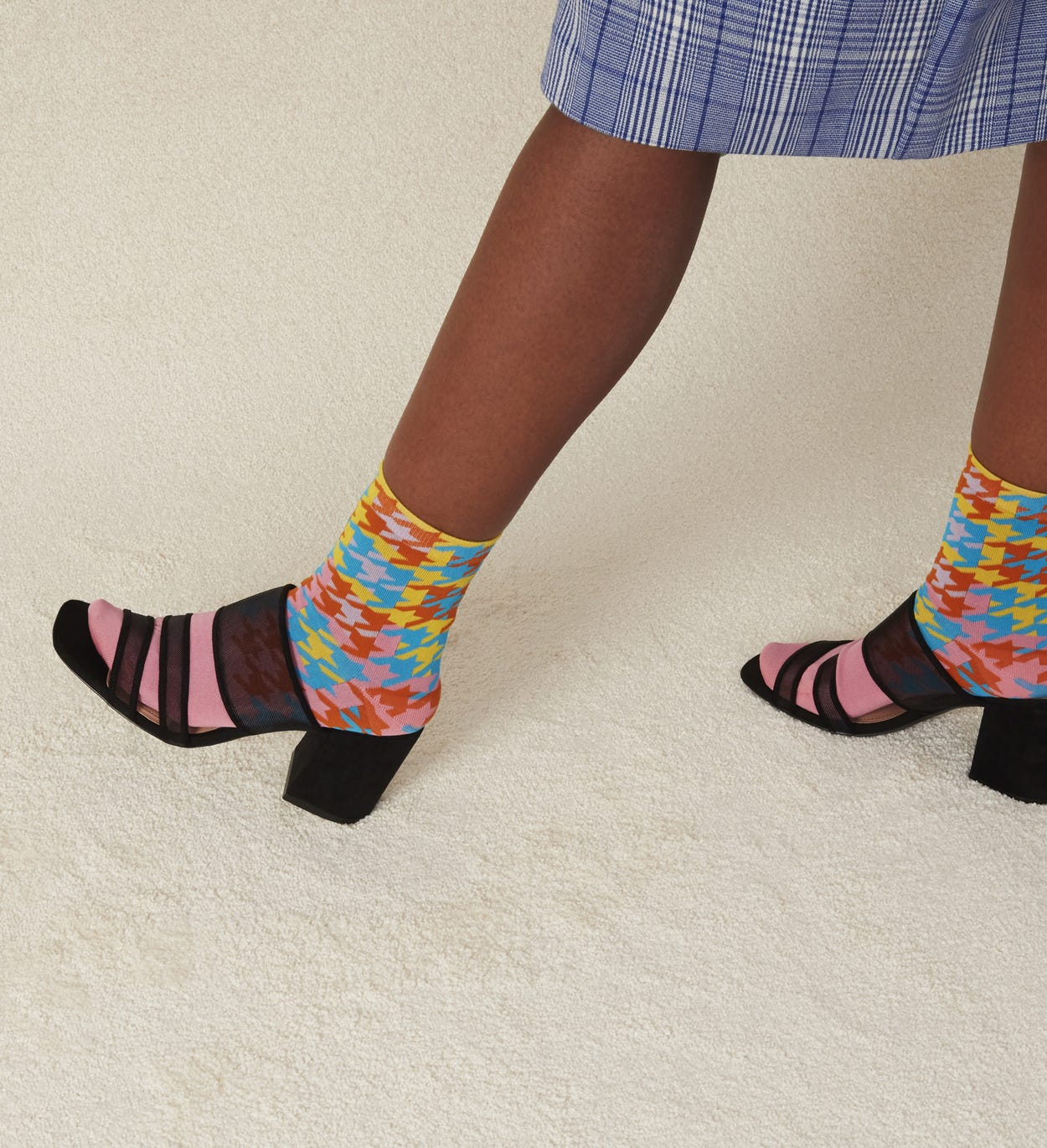 Pinke niedrige Socken: Marcia | Hysteria by Happy Socks