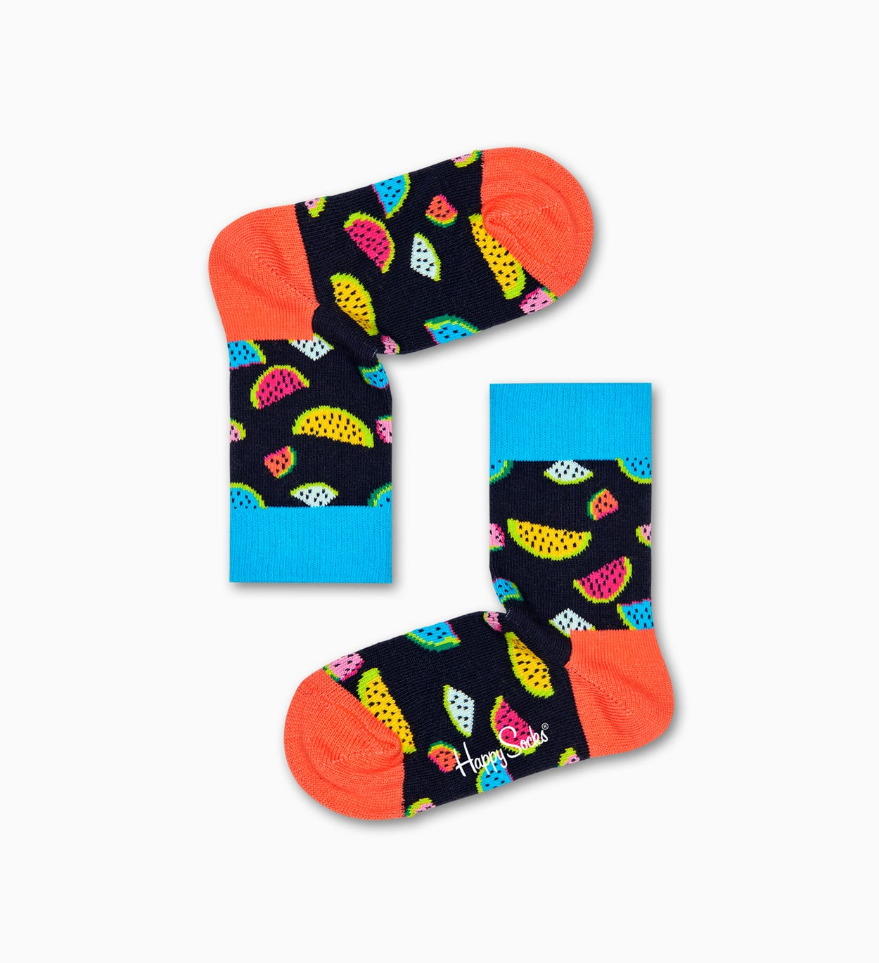 Kids Fruits Gift Box, roze | Happy Socks