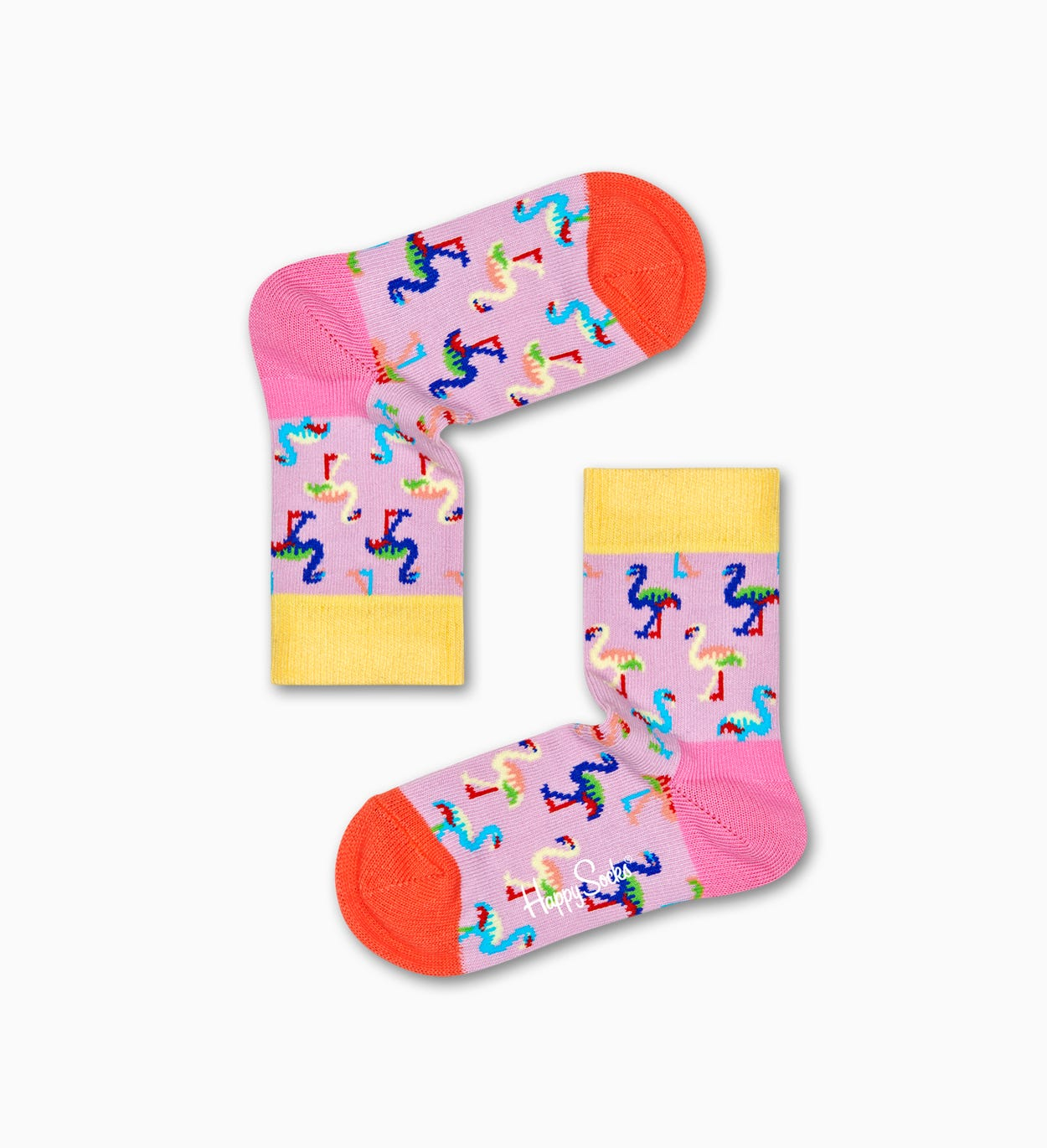 Kids Flamingo Sock