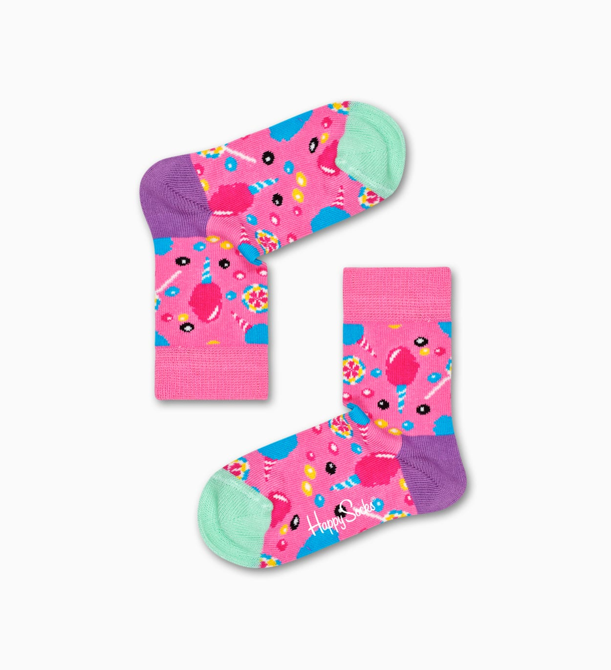 Cotton Candy Sock