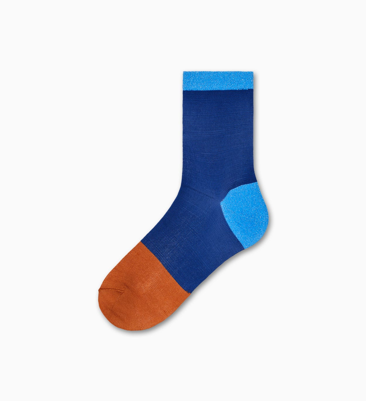 Blaue Ankle Socken: Liza - Hysteria | Happy Socks