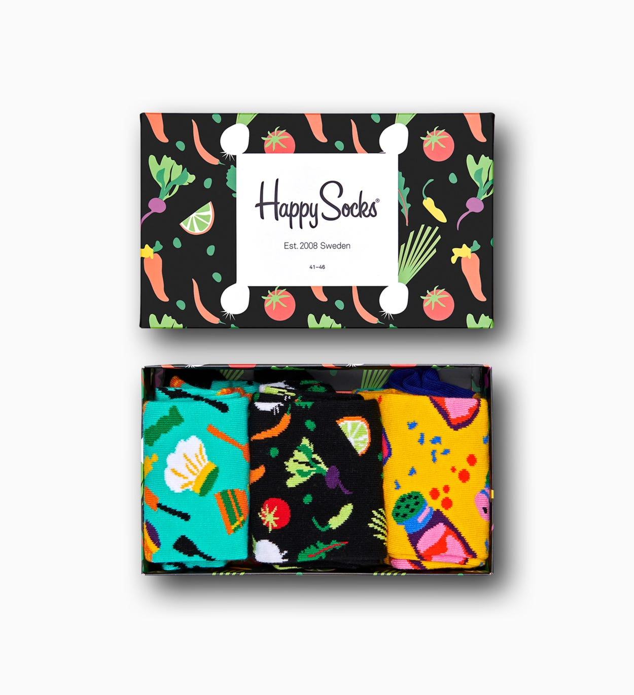 Food Socks Gift Box: Culinary | Happy Socks
