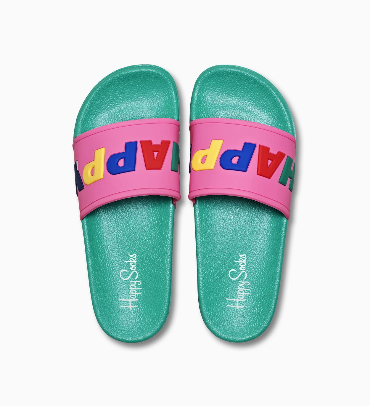 Colorful Pool Sliders, Sandals: Pool | Happy Socks