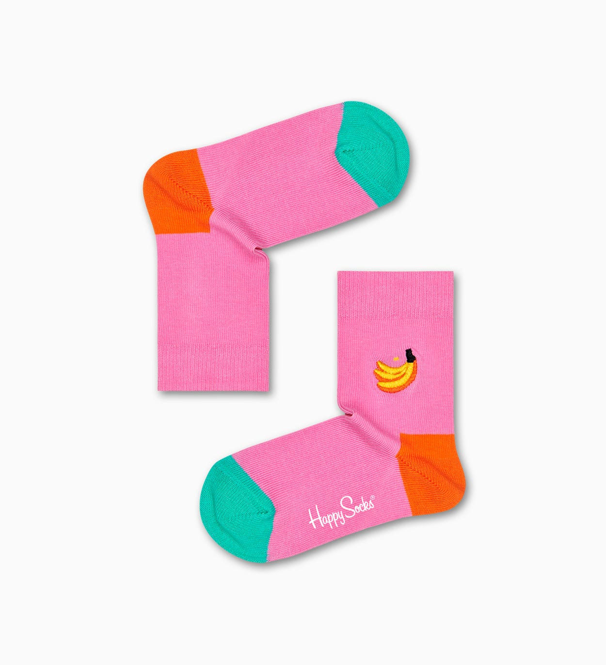 Kids Fruits Gift Box, Pink | Happy Socks