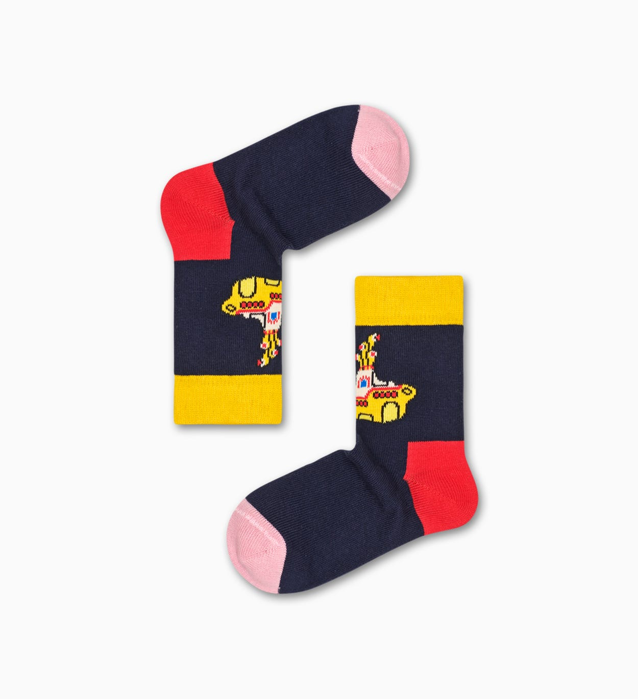 Kids Yellow Submarine Sock