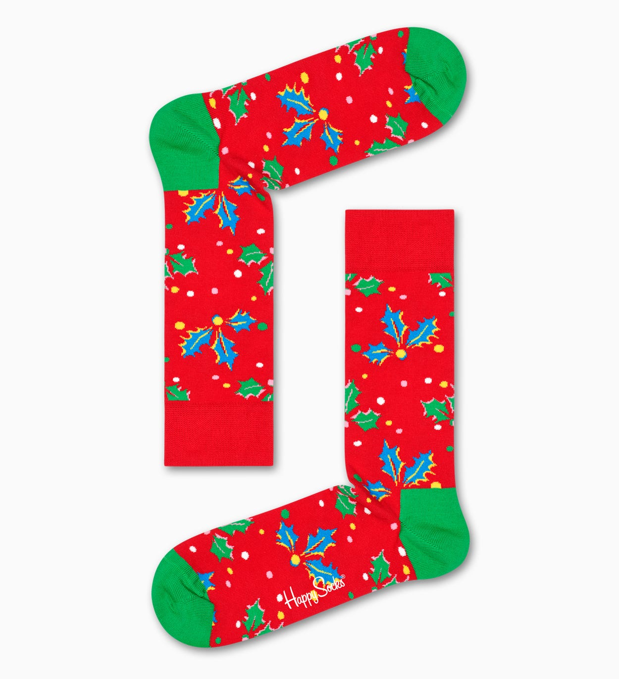 Christmas Cracker Holly Confezione regalo calze | Happy Socks