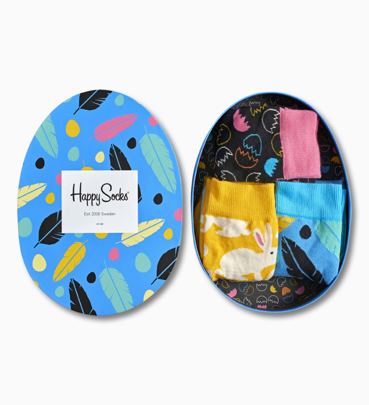 Easter Socks Gift Box 3-PACK | Happy Socks