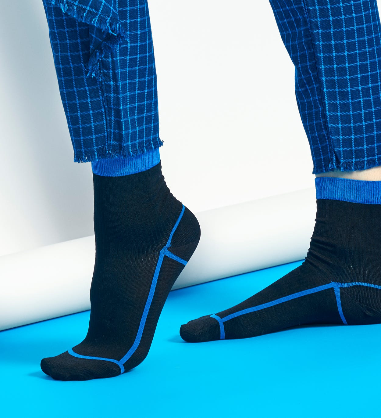 Lily Rib Ankle Sock