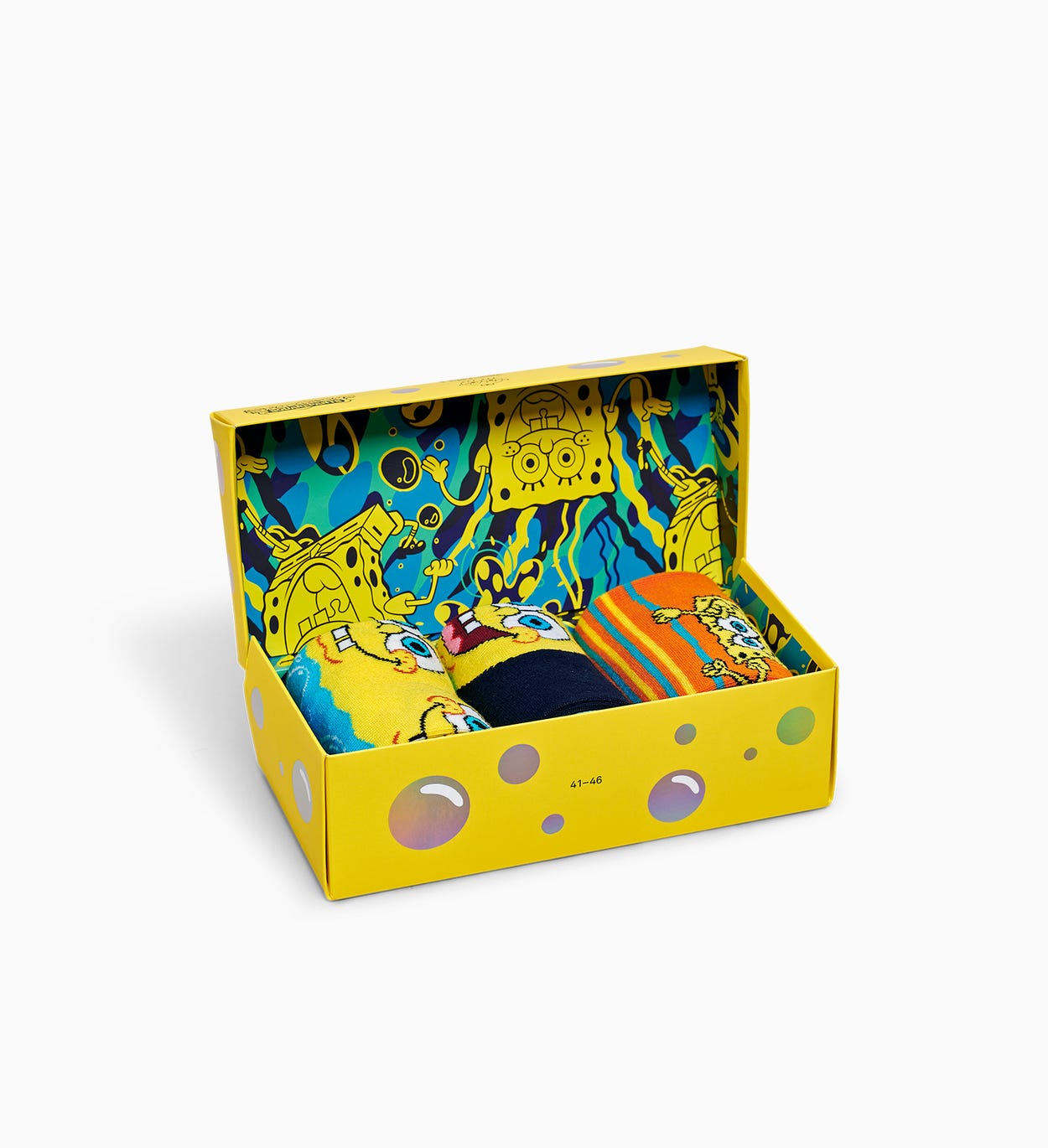 SpongeBob 3-pack Gift Box