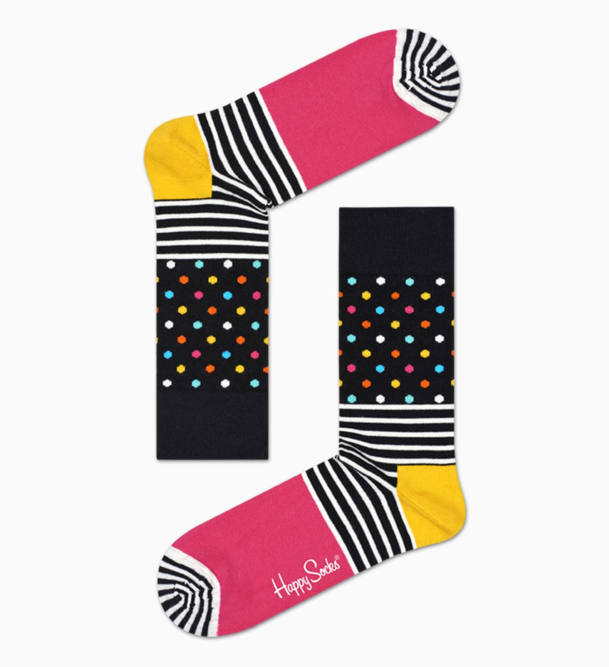 Stripes & Dots Sock