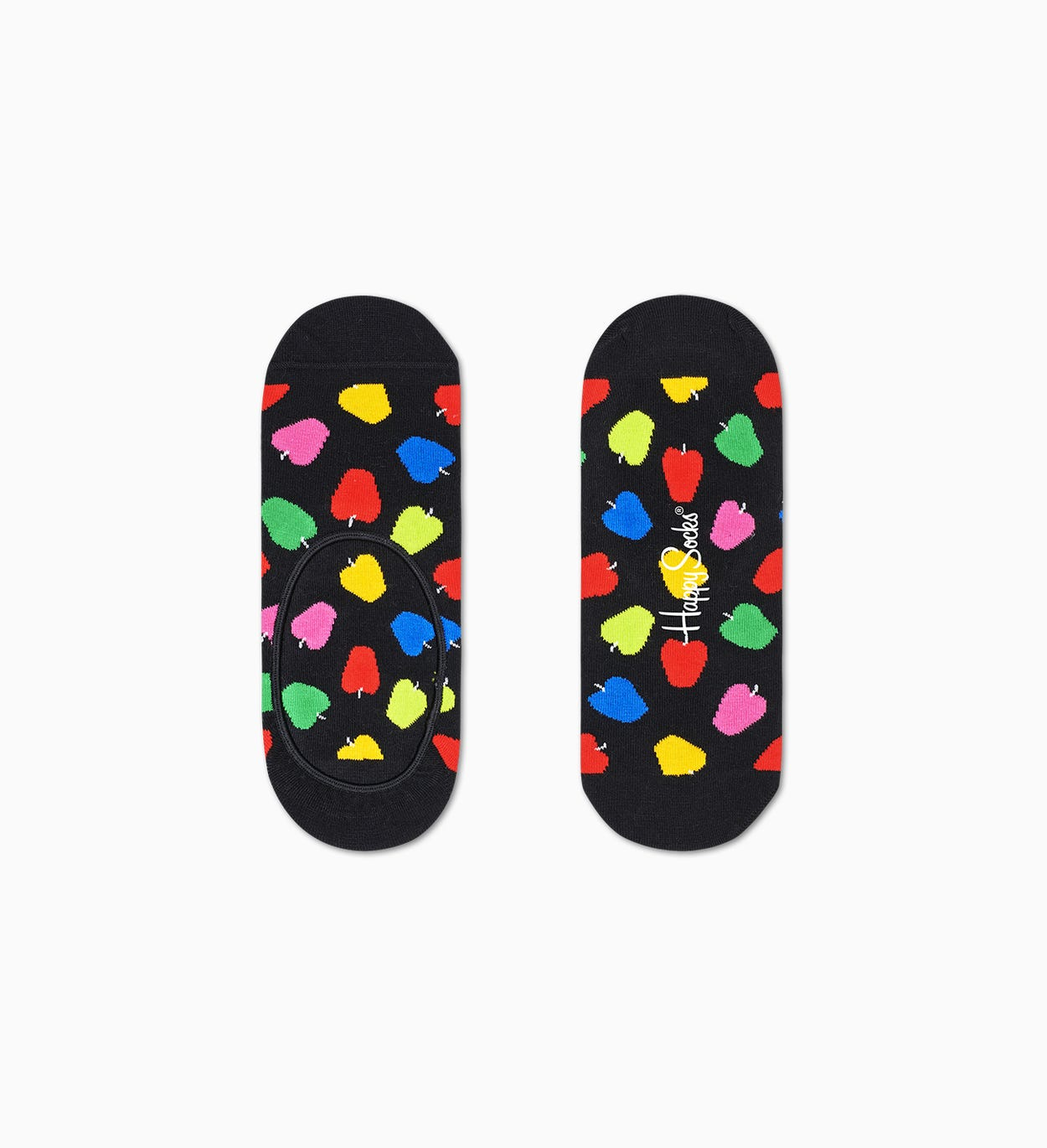 No-show Sock: Apple | Happy Socks