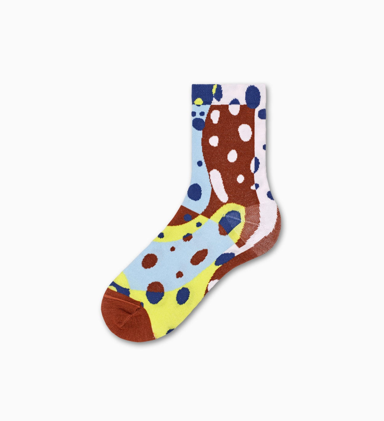 Brown Ankle Socks: Patty - Hysteria | Happy Socks