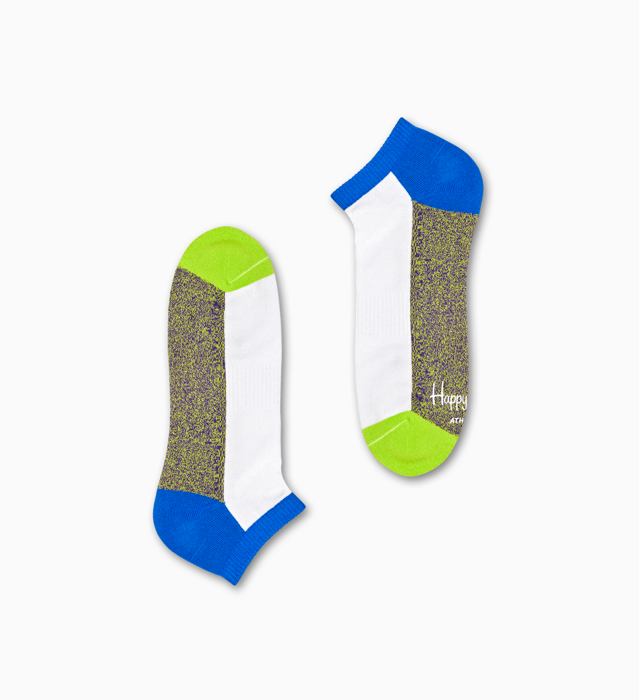 2-Pack Athletic Check Low Sock
